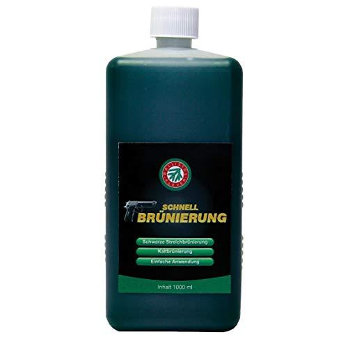 Ballistol Kunststoffflasche Klever Schnellbrünierung - Cuidado Personal para Acampada, Talla única