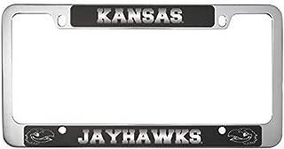 ku license plate frame