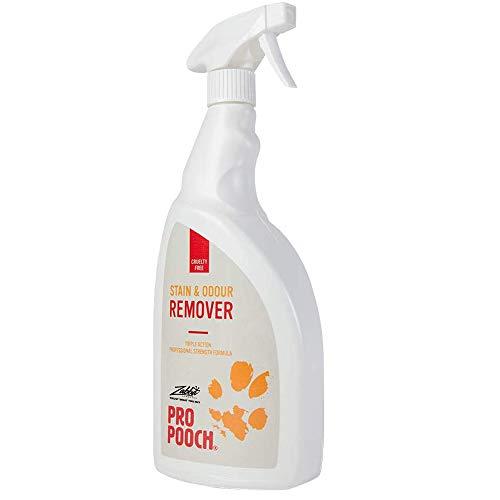 Orina manchas y olor Remover (1 L) Profesional limpiador de fuerza. Rompe & Elimina Olor de orina, heces y vomitar. Neutralizar y eliminar olores de gato y perro al instante…