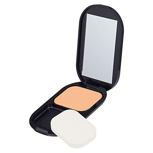 Max Factor Facefinity Compact Make-Up, Poeder Foundation Voor Een Matte Afwerking, Natural 003, 1 x 10 g