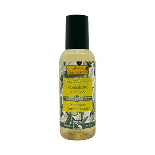 Idea Toscana - Haarpflege Shampoo 50ml - Prima Spremitura Naturkosmetik aus dem Herzen der Toskana
