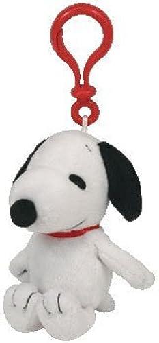 tienda de pescado para la venta TY INC INC INC Beanie Baby Peanuts Snoopy Key Clip by TY INC  venta de ofertas