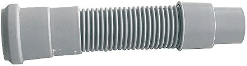 Sanitop-Wingenroth 22037 8 HT-flexibele buis DN50 750 x 40/50 mm, grijs, 750 mm