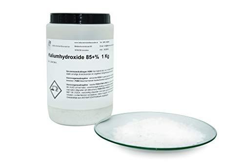Hidróxido de potasio 1 kg