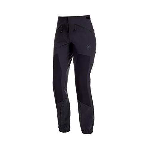 Mammut Damen Pantalon Aenergy Pro So Mujer Hose, schwarz, 34 Largo