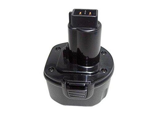 Power Smart 9,60V 1500mAh NiCd compatible a tipo de batería DE9036, DE9061, DE9062DW9061, DW9062, Repuesto para Dewalt DC750KA, DC855KA, DW050, DW050K, DW902, DW952, DW952de 2, dw955K2, DW955, DW955K, DW955K de 2