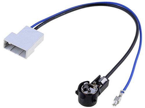 ADNAuto 81496 Adaptateur Antenne Iso M Coude- Ap08