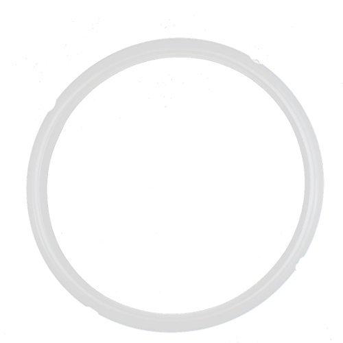 N/A Joint d'étanchéité de cuisinière en Caoutchouc, 22 cm de diamètre, Blanc