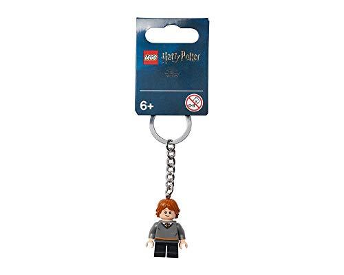 LEGO Harry Potter Ron Weasley Llavero de minifigura 854116