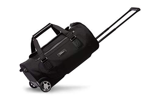 TITLEIST Professional Sports Travel Bag Wheeler 2018Black