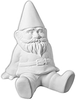 Paint Your Own Gnome-y Ceramic Keepsake Greg The Traveling Garden Gnome