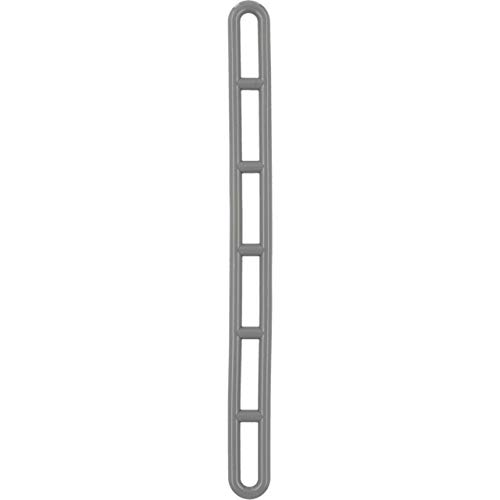 CARTREND 10679 Abspannelement Vorzelt-Leitern grau, 6 Fach für Zelte, Markisen, Vordächer, 5 Stück