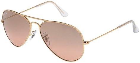 Arista/Pink Silver Gradient Mirror Lens