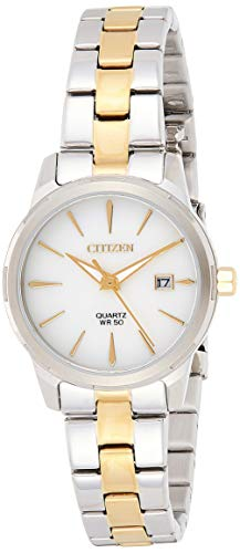 CITIZEN Quarzuhr Damenuhr EU6074-51D