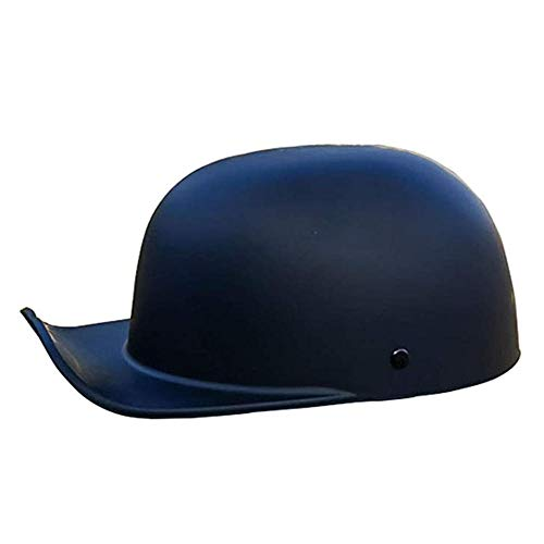 JLVAWIN Casco de béisbol aprobado por DOT/ECE, estilo gorra de béisbol, para bicicleta, crucero, picador, ciclomotor, scooter, todoterreno, hombres y mujeres (54-62 cm), XL