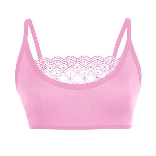 Women Lace Wire Free Bra Sport Bra Sleeping Bra Tank Top Yoga Bra Elastic Cage Bra Stretch Cami Bandeau Bralette