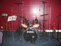 Drum Shield DS1 4 - 2 Feet X 4 Feet Panels no Deflectors...