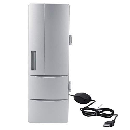 Fantastic Deal! Zryh PC Refrigerator Warmer Cooler Beverage Drink Cans Freezer Beer Cooler Portable ...