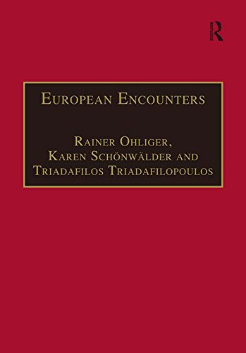European Encounters: Migrants, Migration and European Societies Since 1945 (Research in Migration and Ethnic Relations Series) (English Edition)