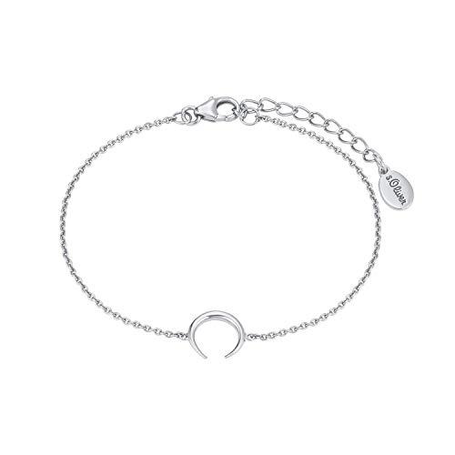 s.Oliver Armband für Damen aus 925er Sterling Silber