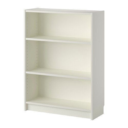 IKEA BILLY - Biblioteca, color blanco, 80 x 28 x 106 cm