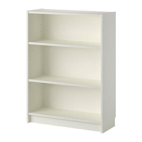 IKEA BILLY - Biblioteca, color blanco, 80 x 28 x 106 cm