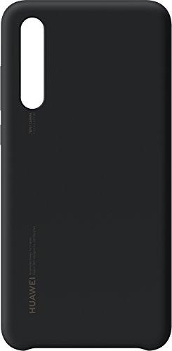 HUAWEI Silicon Case BXHU2382 - Funda de silicio para P20 Pro, Color Negro