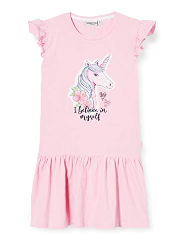 Salt & Pepper Mädchen 03113247 Kleid, Rosa (Soft Pink 824), (Herstellergröße: 92/98)
