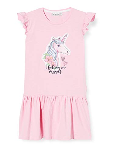 Salt & Pepper Mädchen 03113247 Kleid, Rosa (Soft Pink 824), 116 (Herstellergröße: 116/122)