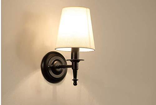 Aussenlampe Wandbeleuchtung Wandlampe Wandleuchte Innen Amerikanisches, Ländliches Mediterranes Ländliches Retro- Eisenkunst-Nordeuropa-Wohnzimmerschlafzimmer