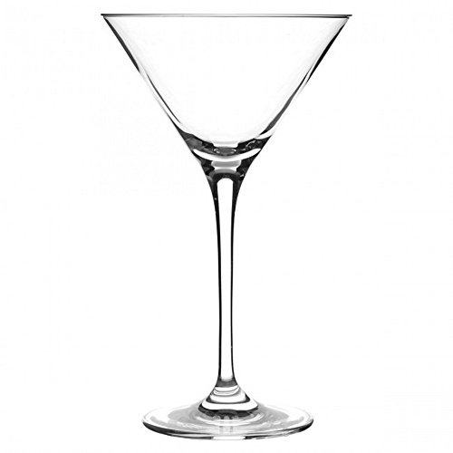 DEGRENNE - Anytime Lot de 6 verres à Martini 25 cl - Transparent