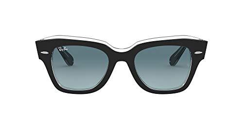 óculos de sol Ray Ban State Street mod rb2186 1294/3m