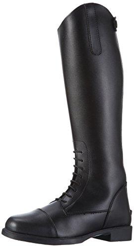 Hkm–Botas de equitación, año, Mujer, Color Negro - Negro, tamaño 36 EU