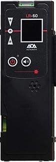 ADA Instruments レーザー墨出し器用 受光器 LR60 固定用クランプ付き ADA赤色レーザー汎用