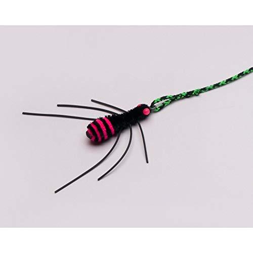 neko flies Katarantula Ersatz Anhänger für Katzenspielzeug Reizangel