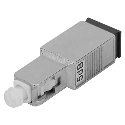 Atenuador óptico, SC/UPC-5DB Atenuador Macho Hembra Fibra Monomodo Para Cables ópticos