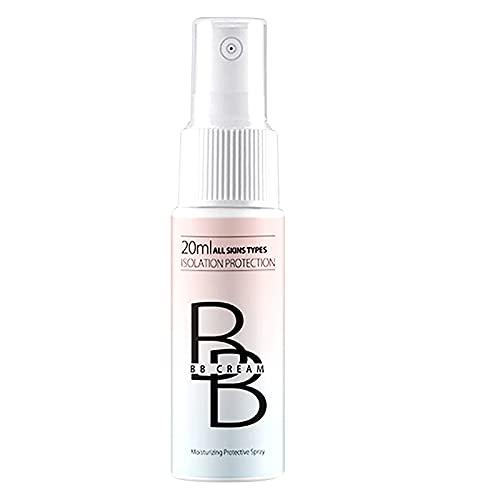 Concealer Make-up Spary BB Creme, BB Spray Cream, BB Cream Spray Moisturizing, Spray BB Cream Whitening Sunscreen, Matte Oil Control Whitening Waterproof Sweatproof Long...