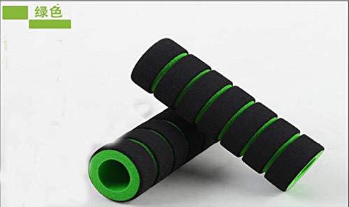 Houer 2 stks Grip Comfort Spons Foam Handvat Motorfiets CrossmotorFietsstuur Grip Cover, Gre