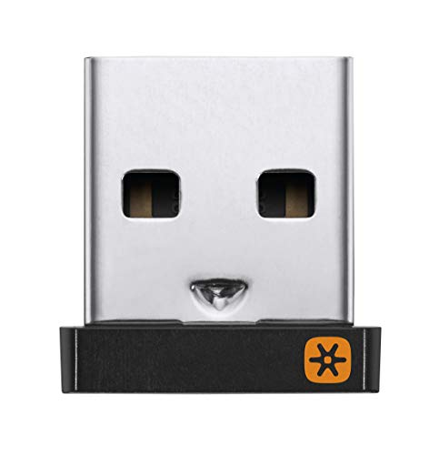 910-005236 - PICO USB UNIFYING RECEIVER USB Unifying Receiver, 2.4GHz, 10m