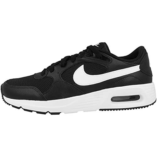 Nike Air MAX, Zapatillas Hombre, Color Negro, Blanco y Negro, 44.5 EU