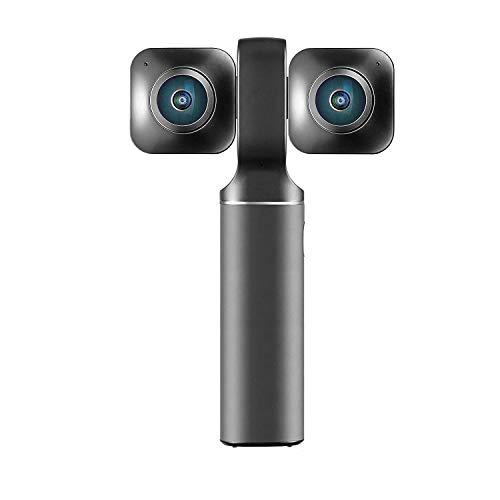 Vuzu XR 4K/5.7K 3D VR180 / 2D360 Dual Camera (Black) by Human-Eyes - (Renewed)