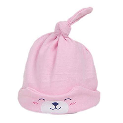 Baby Cap Cartoon Tier Doppeldruck Baumwolle Strick Mütze Hüte für Kleinkind Jungen...