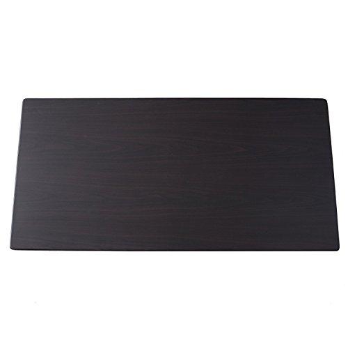 山善(YAMAZEN) 組合せフリーテーブル用天板(120×60) ダークブラウン AMDT-1260(DBR)