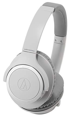 Audio-Technica ATH-SR30BTGY- Auriculares inalámbricos - Gris Natural