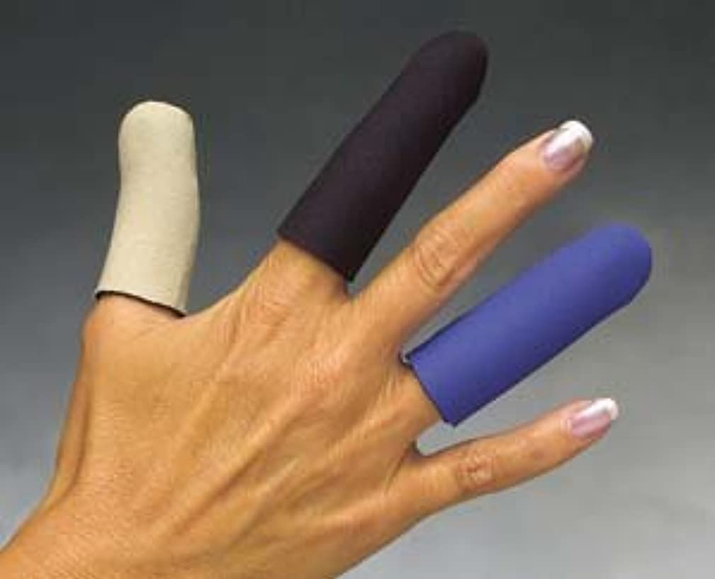 Norco Finger Sleeves, Multi-Color, Size: M