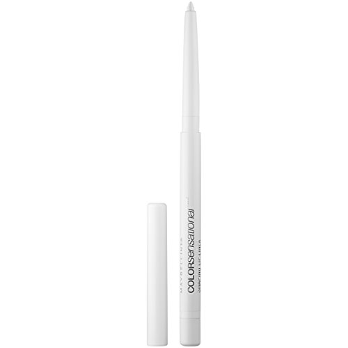 Maybelline New York Makeup Color Sensational Shaping Lip Liner, Clear, Clear Lip Liner 0.01 oz