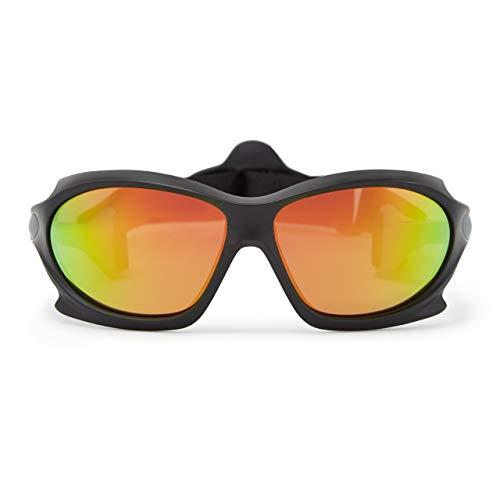 Gill Race Ocean Watersport Beach Yachting- oder Surf-Sonnenbrille Schwarz Orange - UV-Sonnenschutz und SPF-Eigenschaften