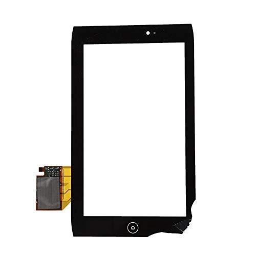 ASHATA 3,7 Zoll Touchscreen Digitizer Ersatz, Touchscreen mit Rahmen, Geeignet für Acer Iconia Tab A100 A101, EIN guter Ersatz für Beschädigte