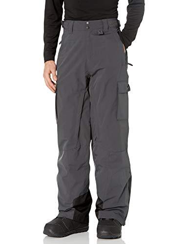 Arctix Men's Mountain Premium Snowboard Cargo Pants, Charcoal, 2X-Large (44-46W 32L)
