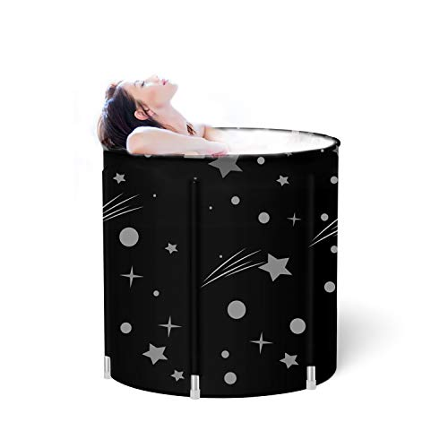 Portable Foldable Bathtub, 27.5